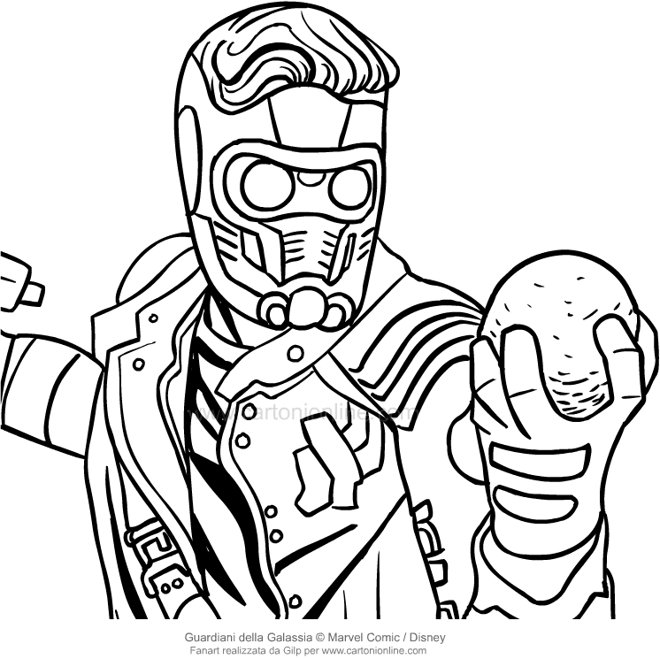 star lord coloring pages drawing star lord the face guardians of the galaxy star coloring pages lord