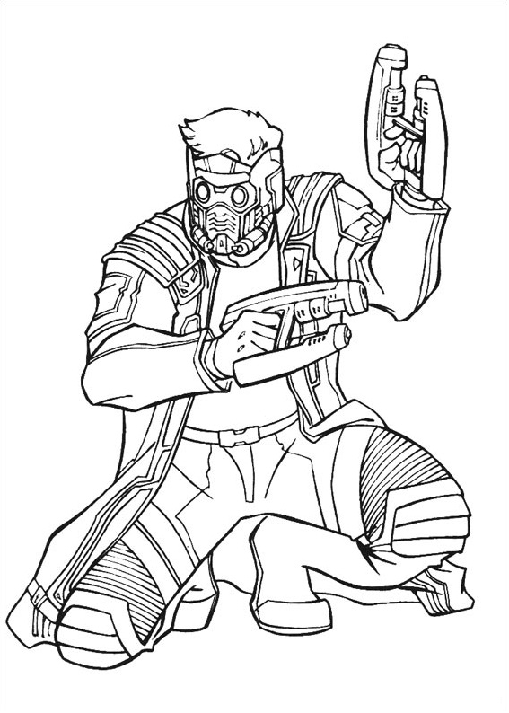 star lord coloring pages star lord guardians of the galaxy draw it too lord star pages coloring