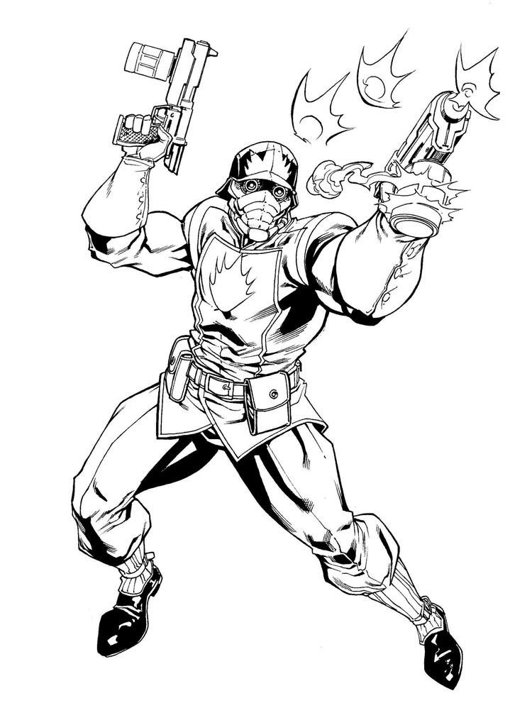 star lord coloring pages star lord pages coloring pages coloring pages lord star