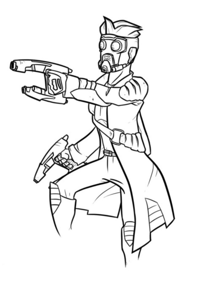 star lord coloring pages star lord pages coloring pages lord pages star coloring