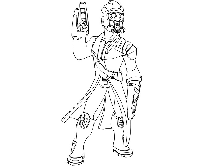 star lord coloring pages the characters of guardians of the galaxy coloring pages star pages lord coloring