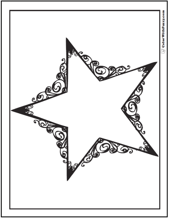 star shape coloring page 1000 images about fun coloring pages on pinterest page shape star coloring