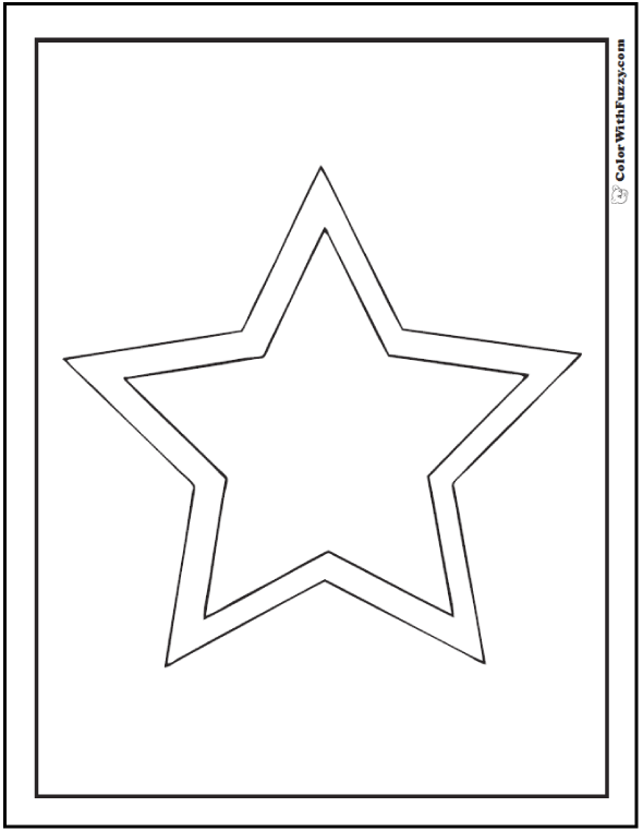 star shape coloring page 80 shape coloring pages color squares circles triangles shape star page coloring