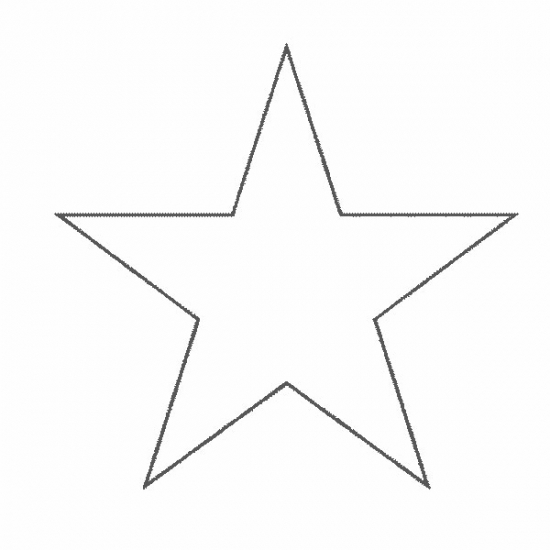 star shape coloring page coloring pages star 2 education gt geometry free star coloring page shape