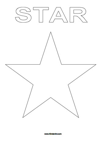 star shape coloring page shape star coloring page coloring shape star page