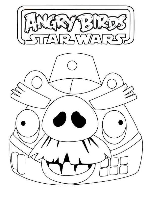 star wars angry birds coloring pages angry birds chewbacca printable coloring page wars star coloring angry birds pages