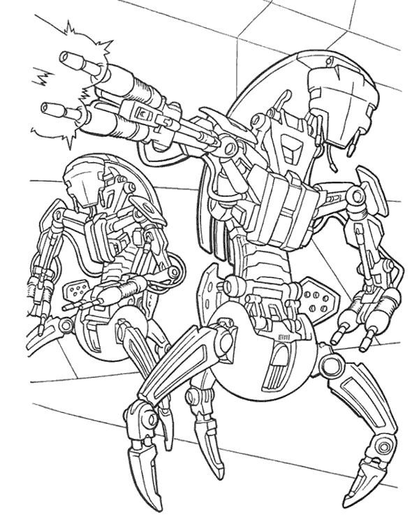 star wars robot coloring pages star wars robots coloring pages wars robot coloring star pages