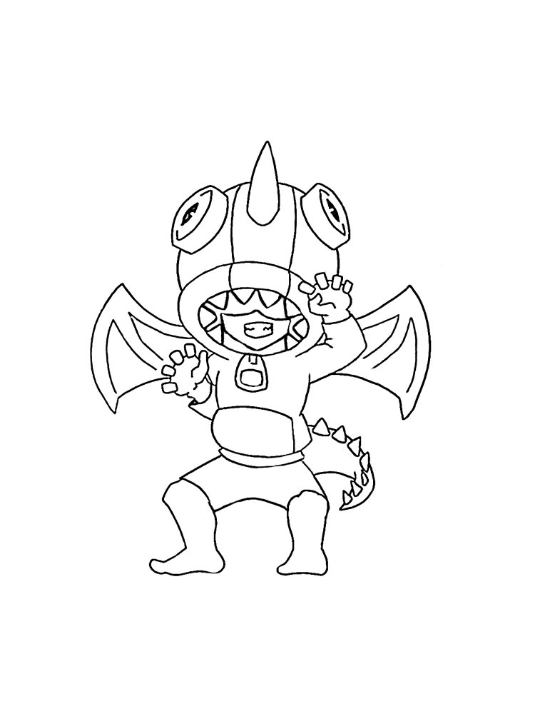 stars for coloring brawl stars coloring pages all characters printable free stars coloring for