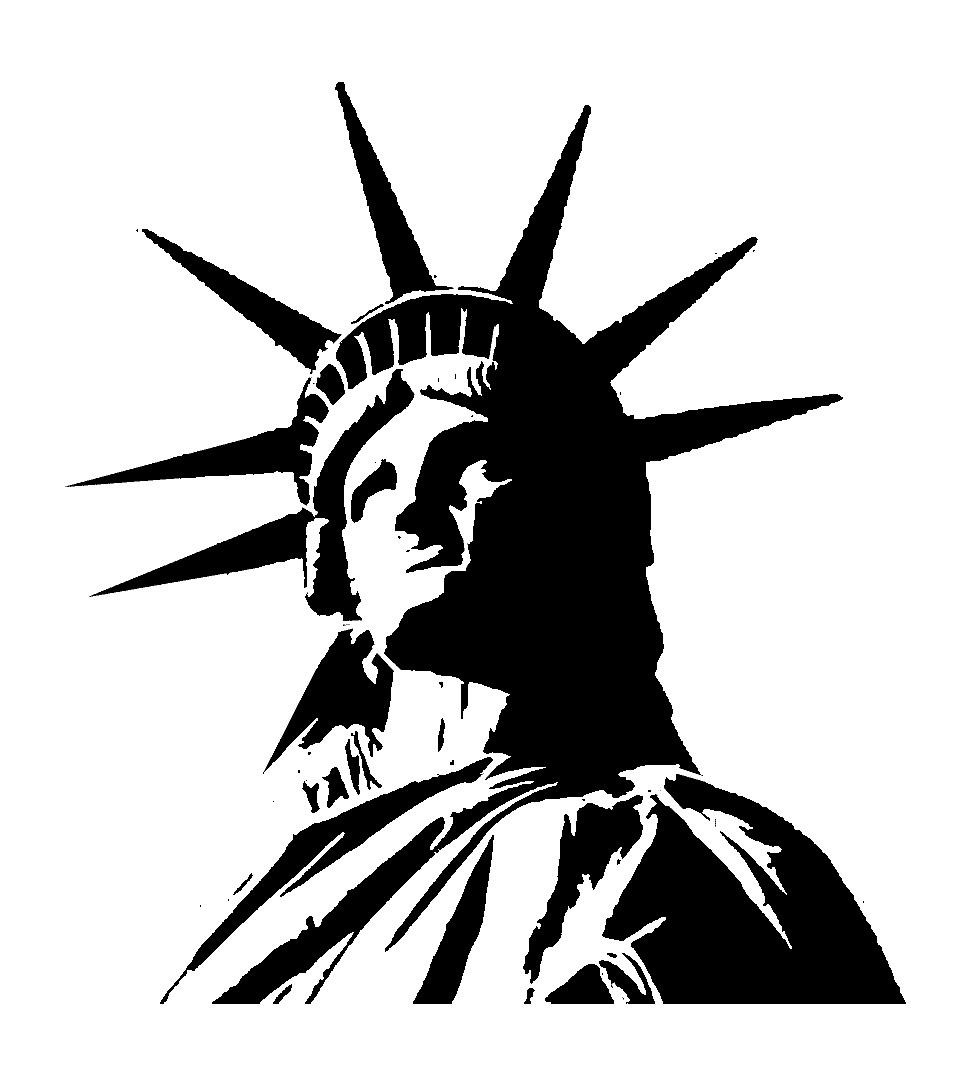 statue of liberty drawing easy statue of liberty cartoon drawing at getdrawings free of drawing liberty easy statue
