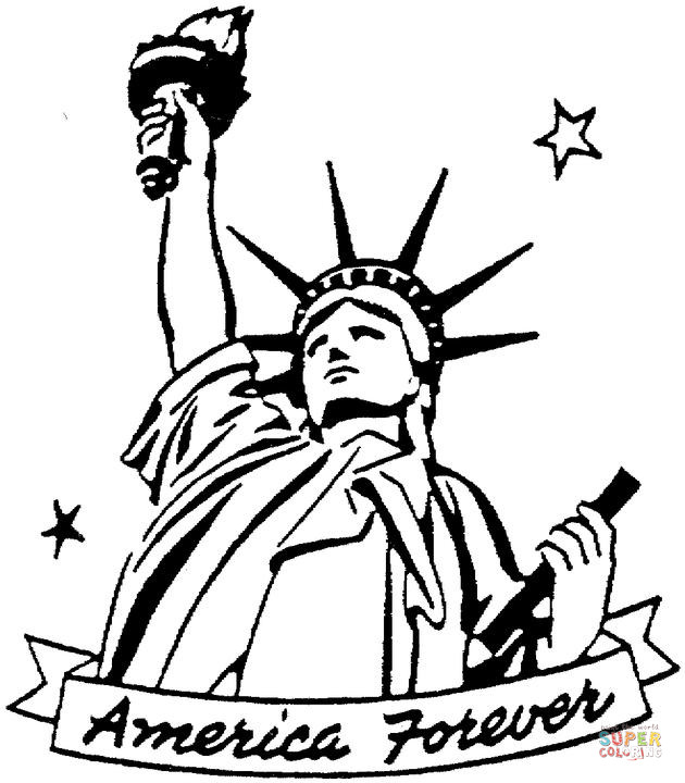 statue of liberty drawing easy statue of liberty drawing template free download on easy of liberty drawing statue