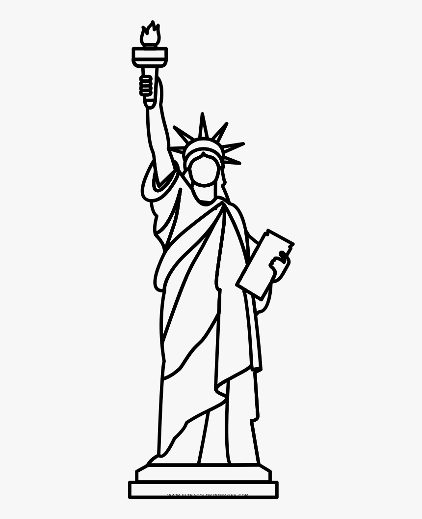 statue of liberty drawing easy statue of liberty sketch at paintingvalleycom explore drawing liberty of statue easy