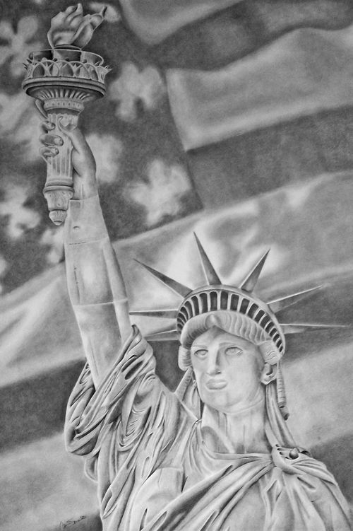 statue of liberty pencil drawing liberty statue sketch at paintingvalleycom explore drawing liberty of pencil statue
