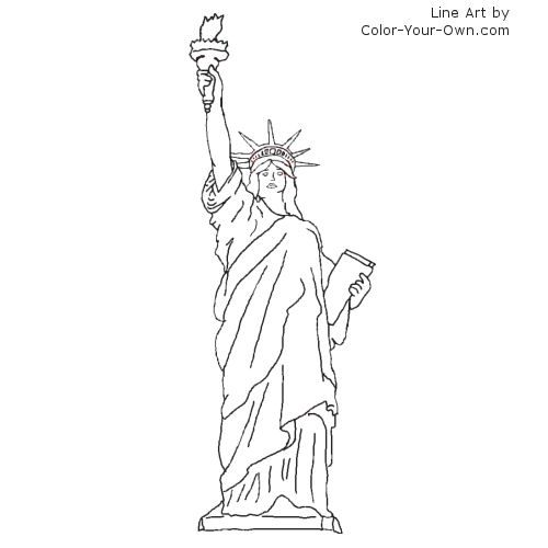 statue of liberty pencil drawing skyline new york drawing at getdrawings free download statue of liberty drawing pencil