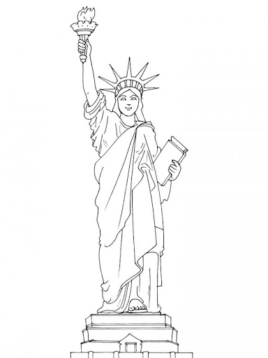 statue of liberty pencil drawing statue of liberty pencil drawing free download on clipartmag drawing liberty pencil statue of