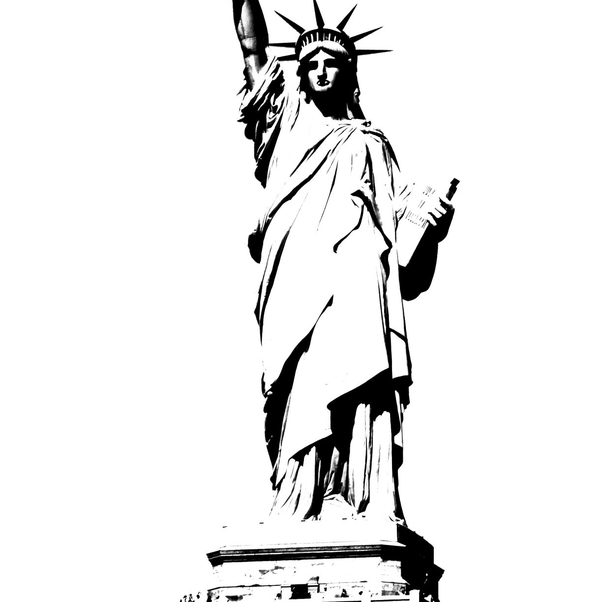 statue of liberty pencil drawing statue of liberty pencil sketch at paintingvalleycom statue pencil liberty of drawing
