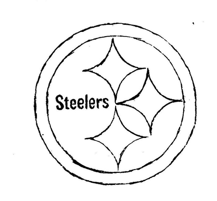 steeler coloring pages football helmet coloring pages pittsburg steelers pages steeler coloring