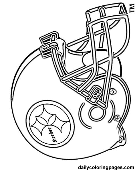steeler coloring pages free steelers coloring pages stackbookmarksinfo coloring steeler pages