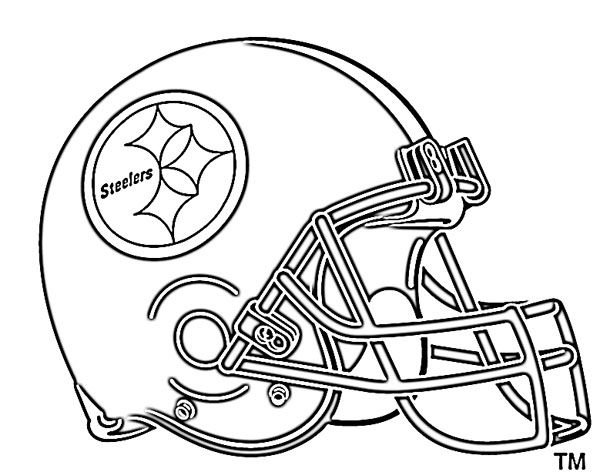 steeler coloring pages steelers drawing at getdrawings free download pages steeler coloring