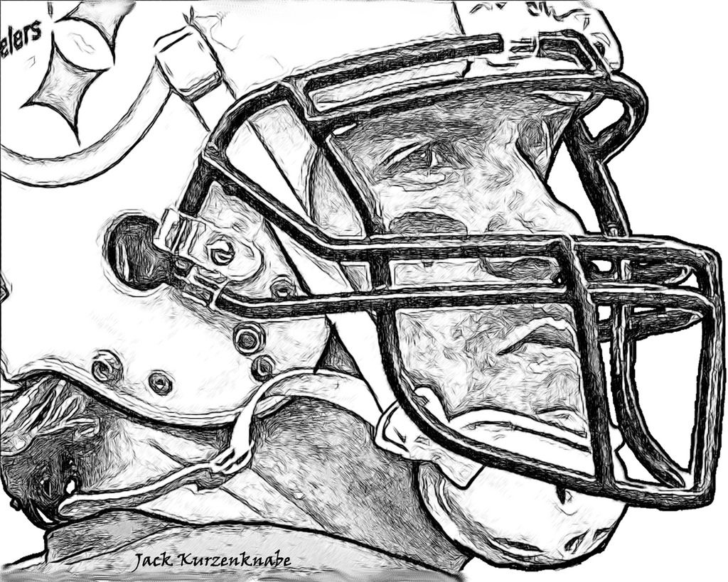 steeler coloring pages steelers drawings free download on clipartmag steeler pages coloring