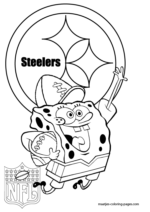 steeler coloring pages the best free pittsburgh drawing images download from 172 pages steeler coloring