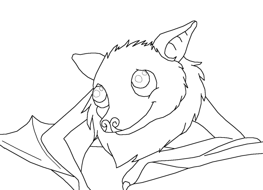 stellaluna coloring page stellaluna trying to be a bird coloring page free stellaluna coloring page