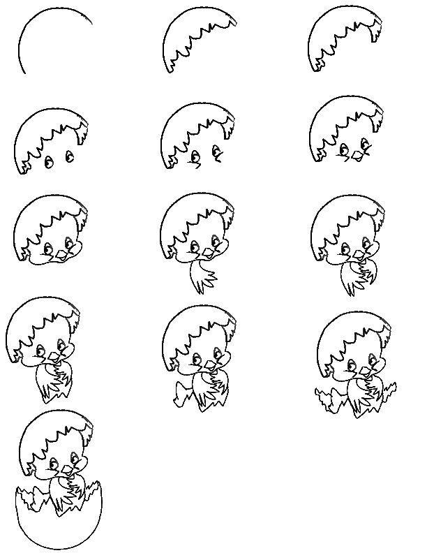 step by step drawing easter bunny free april directed drawing step by step in 2019 drawing easter bunny by step step