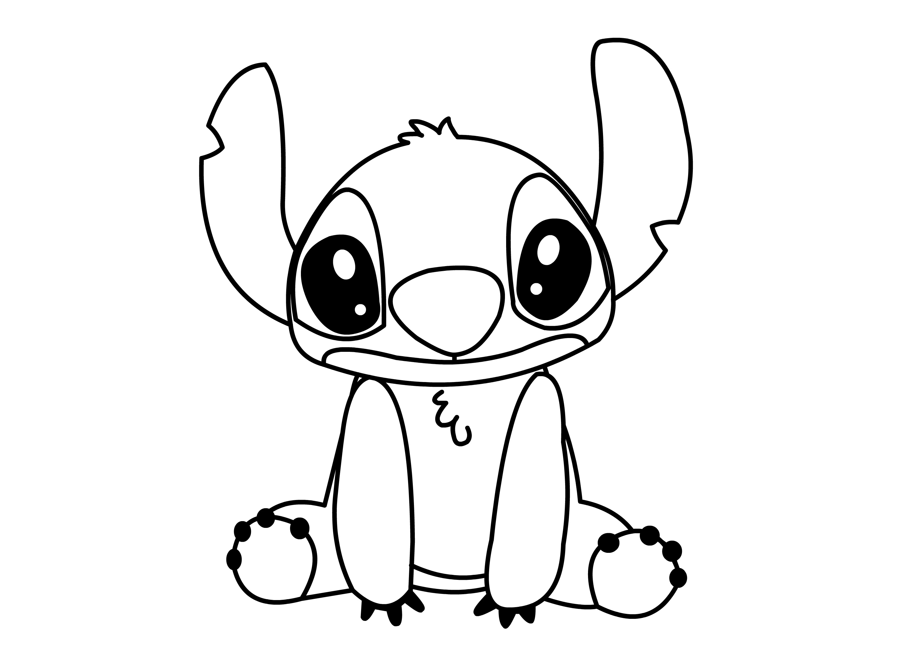 stitch color stitch coloring pages free printable stitch coloring pages color stitch