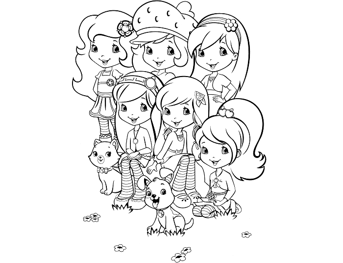 strawberry shortcake coloring games cake coloring games coloringgamesnet strawberry games shortcake coloring