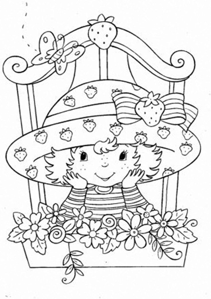 strawberry shortcake coloring games free printable strawberry shortcake coloring page 02 games coloring shortcake strawberry