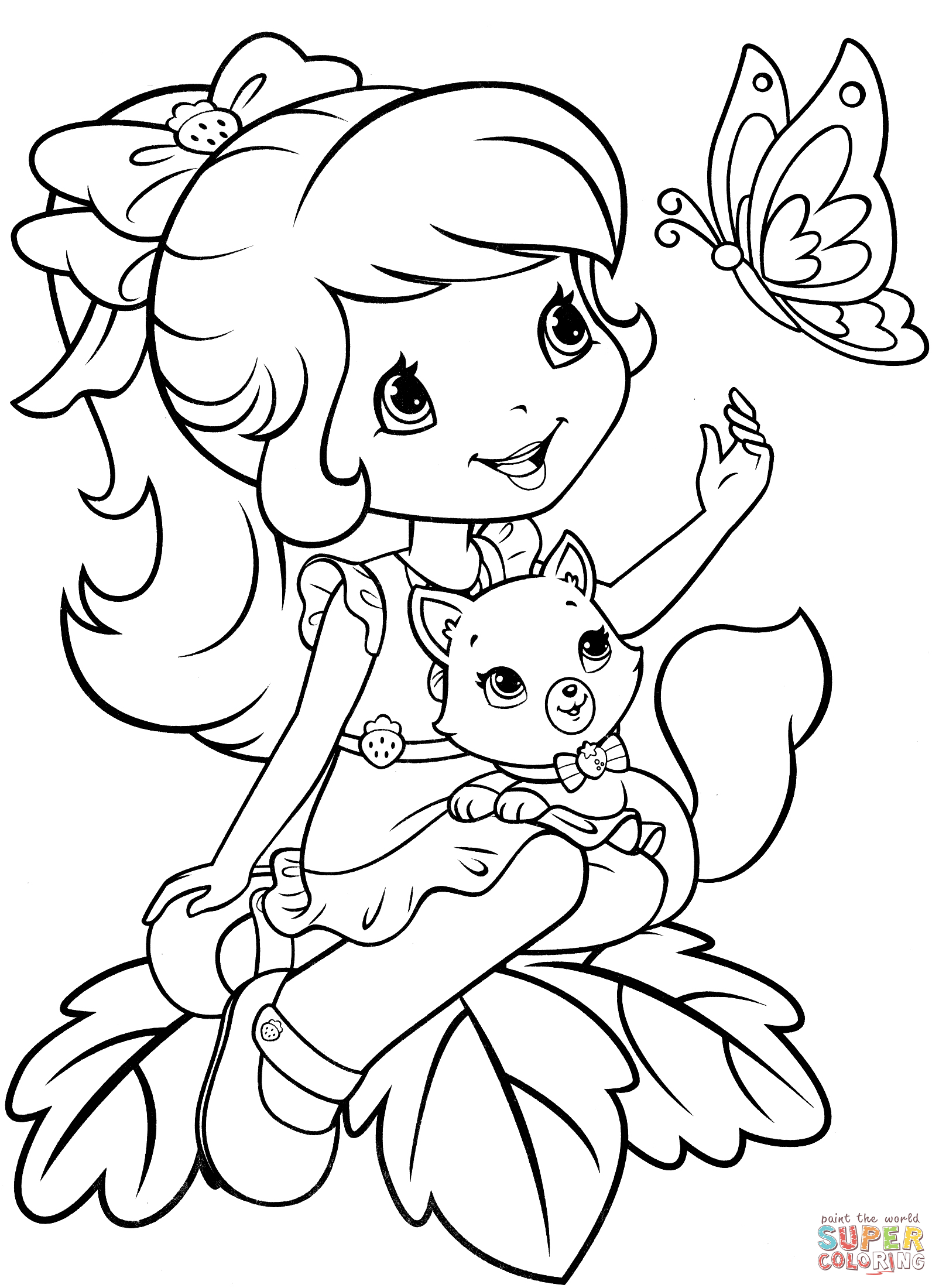 strawberry shortcake coloring games strawberry shortcake coloring page strawberry shortcake games shortcake coloring strawberry