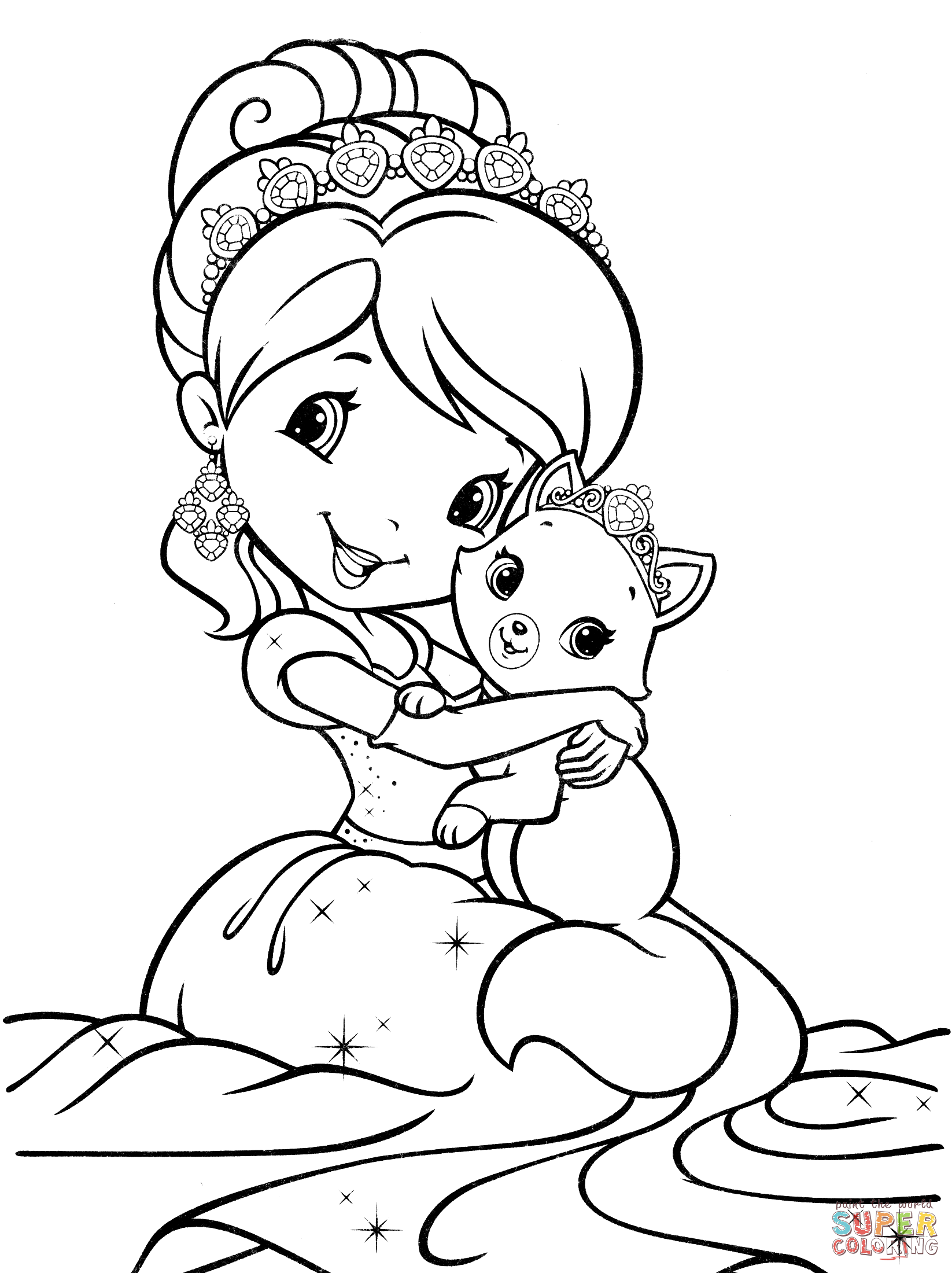 strawberry shortcake coloring games strawberry shortcake coloring pages for kids learning strawberry games shortcake coloring