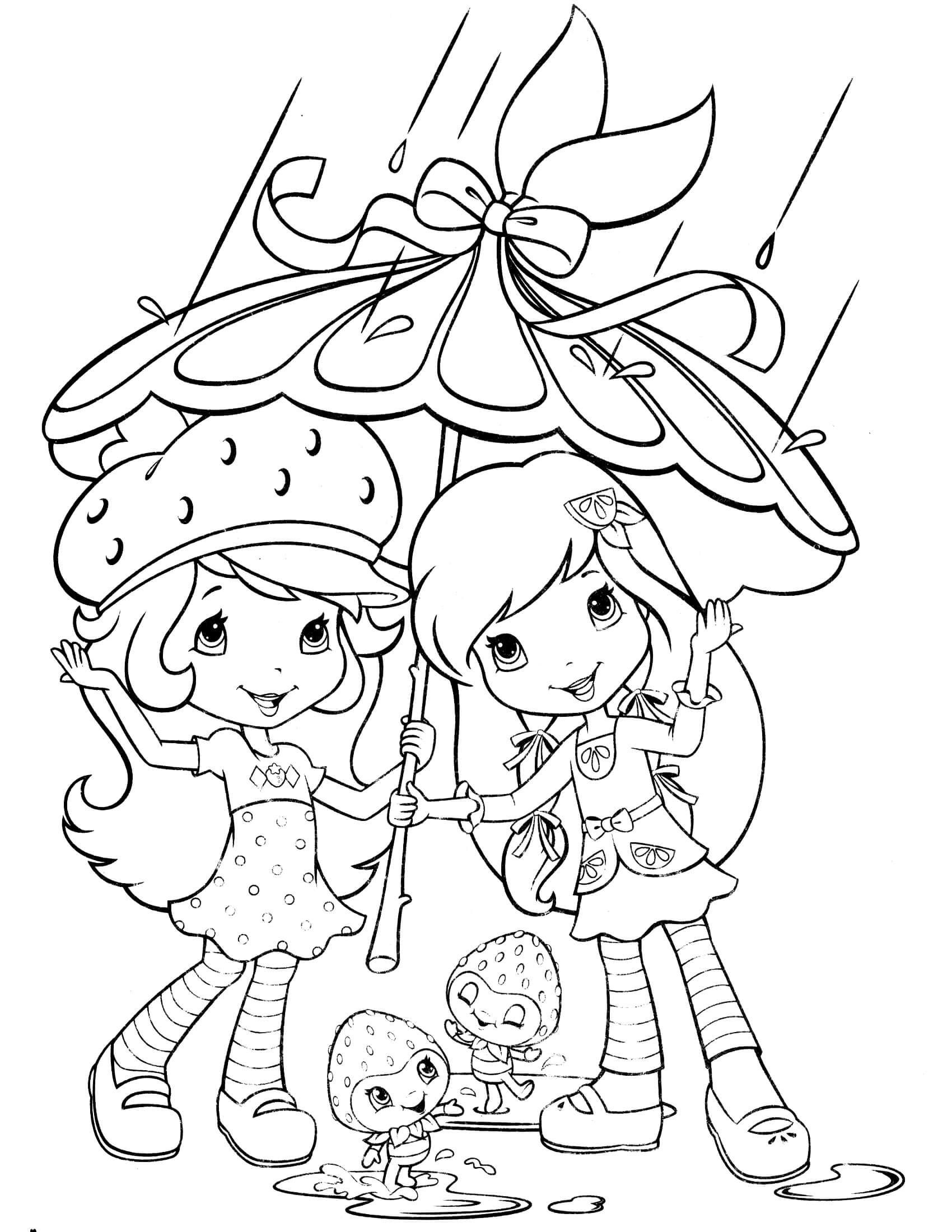 strawberry shortcake coloring games strawberry shortcake dibujos dibujos para colorear coloring games shortcake strawberry