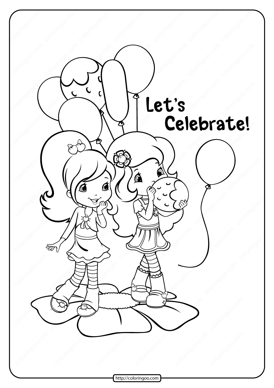 strawberry shortcake coloring games strawberry shortcake for kids strawberry shortcake kids coloring games shortcake strawberry