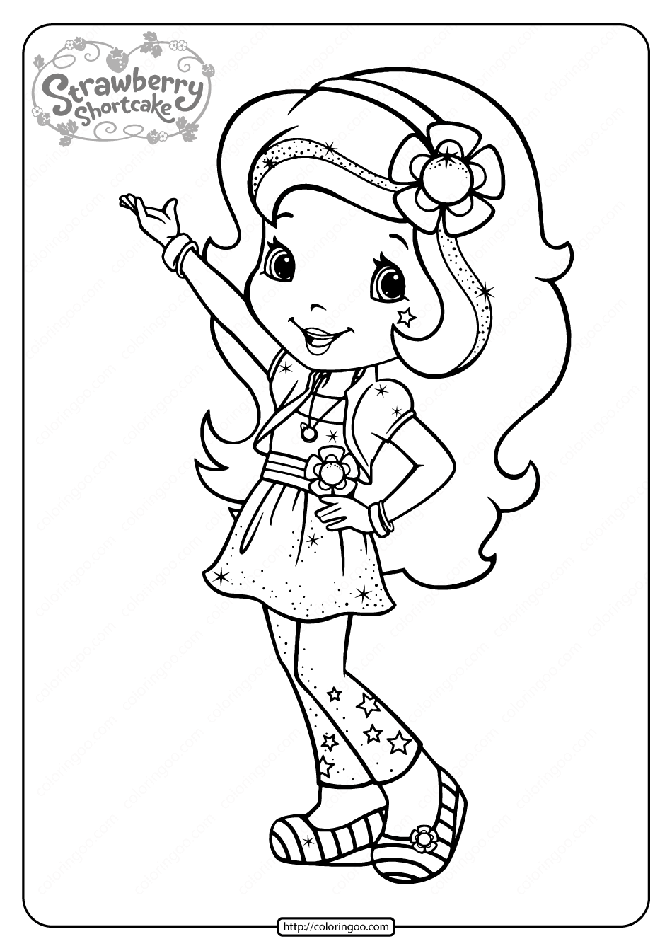 strawberry shortcake coloring games strawberry shortcake mermaid coloring page free games strawberry shortcake coloring