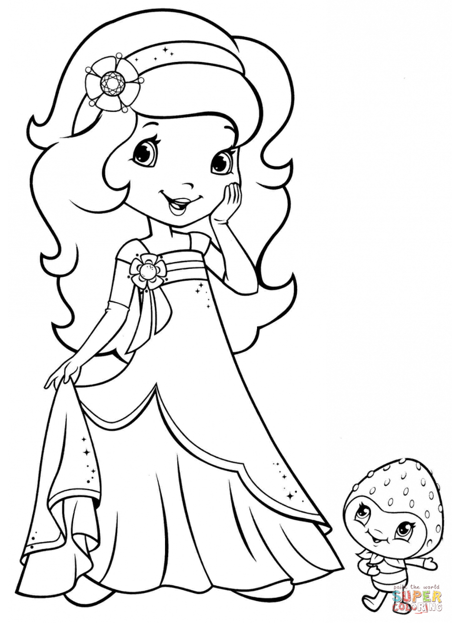 strawberry shortcake coloring games strawberry shortcake party time coloring page coloring sky shortcake coloring games strawberry