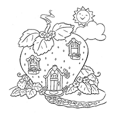 strawberry shortcake coloring games strawberry shortcake printable coloring pages strawberry games shortcake coloring