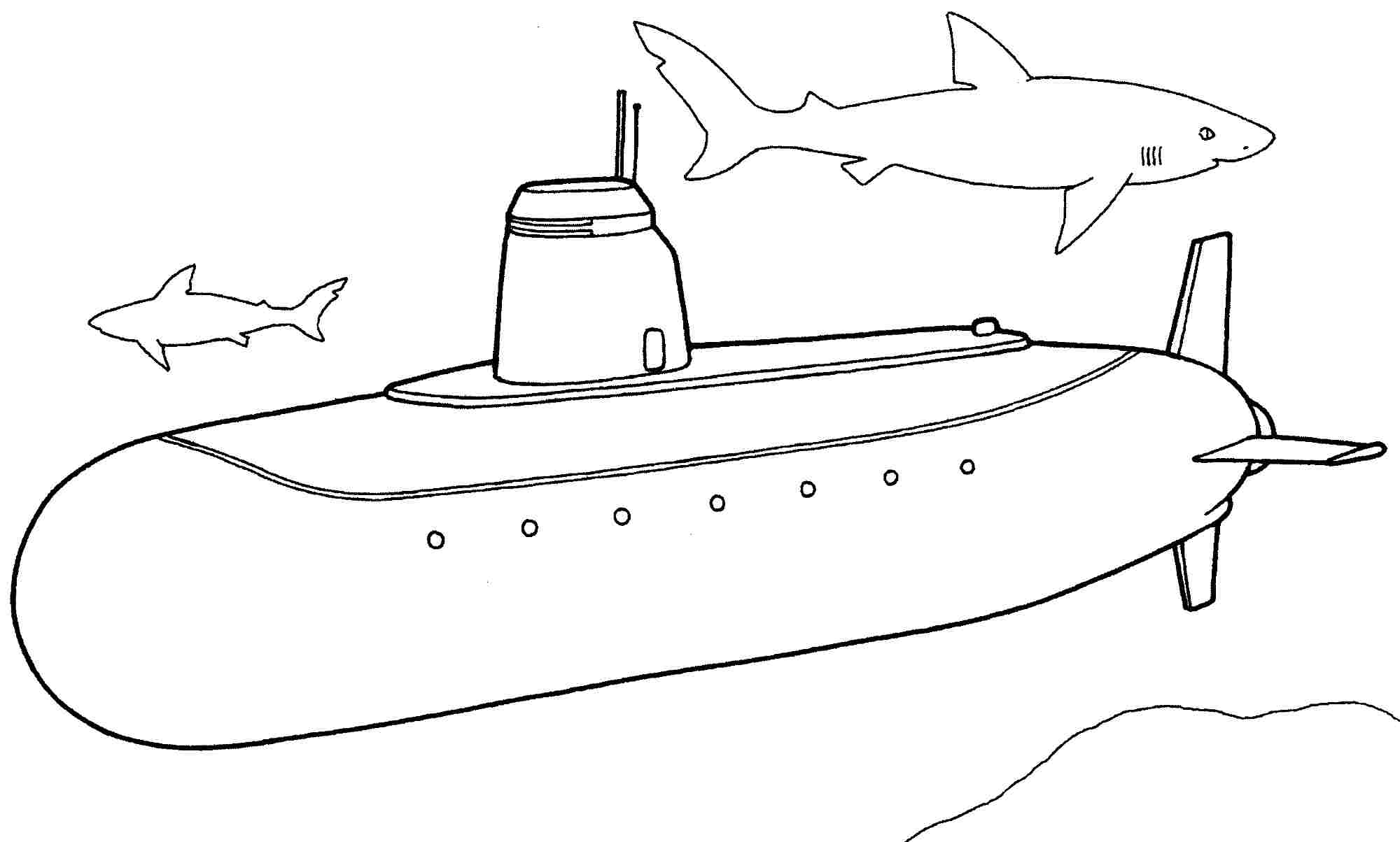 submarine coloring pages coloring page class u submarine coloring pages submarine