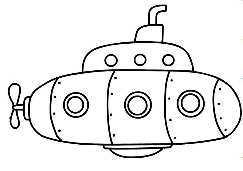 submarine coloring pages coloring pages for kids free coloring submarine in 2020 pages submarine coloring