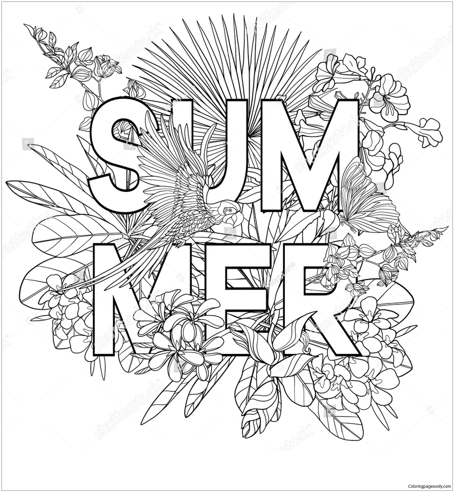 summer coloring sheets summer coloring pages printables classroom doodles sheets summer coloring