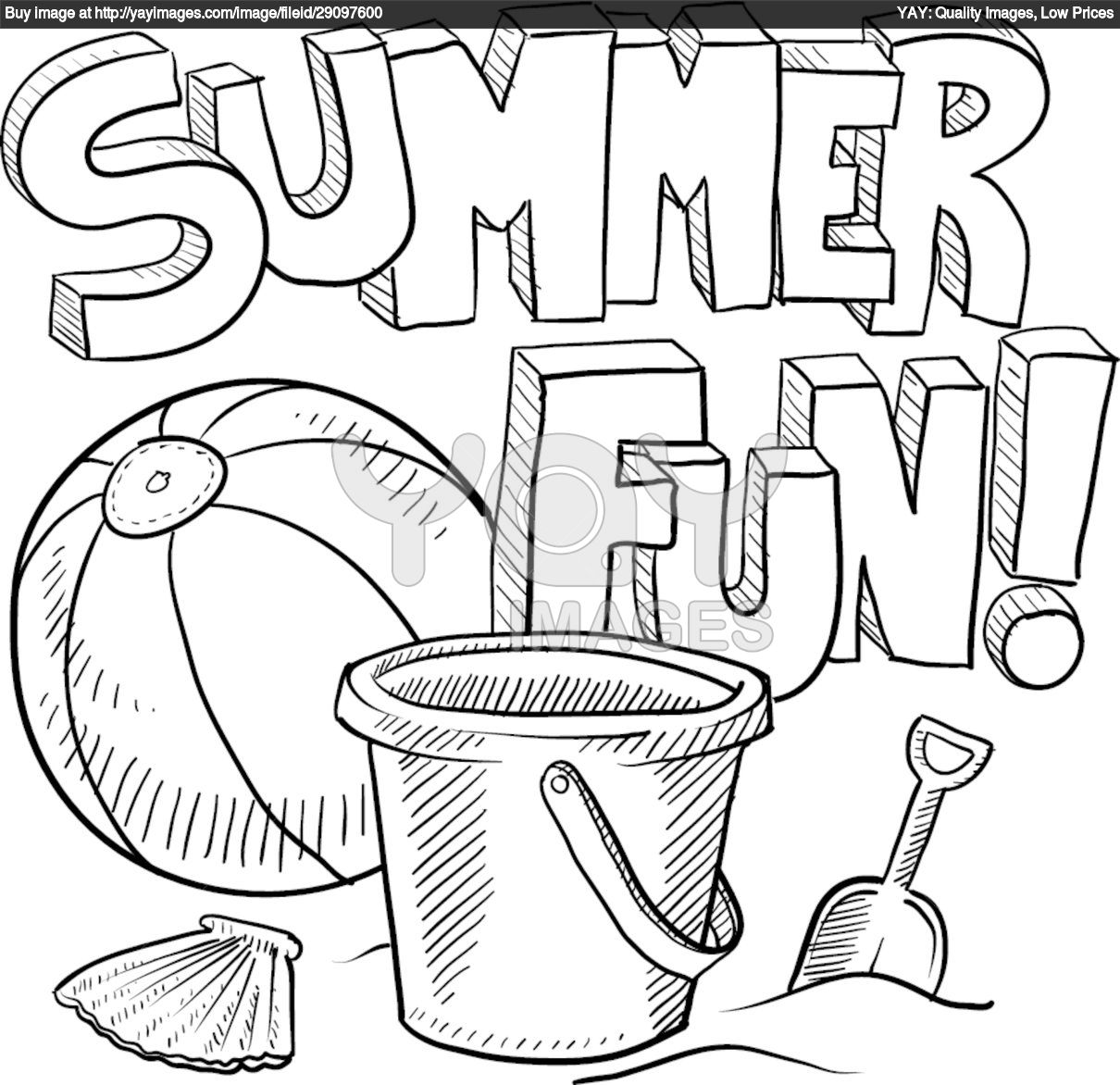 summer coloring sheets summer coloring pages to download and print for free coloring summer sheets