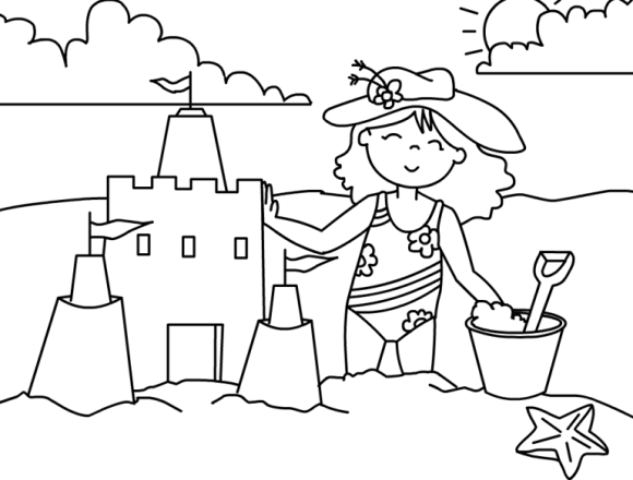 summer holiday coloring pages summer holiday coloring page picgifscom holiday coloring pages summer