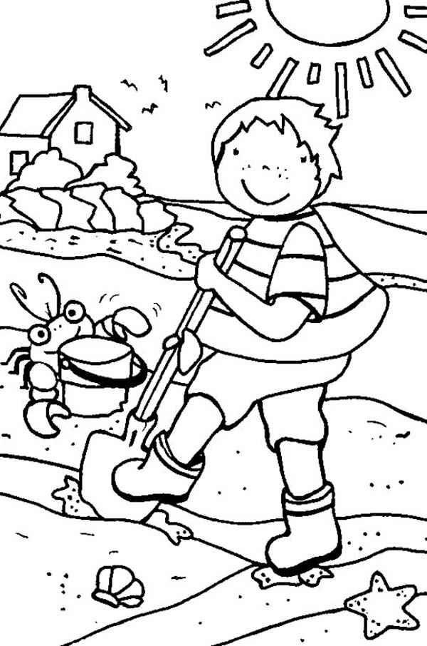 summer holiday coloring pages summer holiday coloring pages coloringpages1001com summer pages holiday coloring
