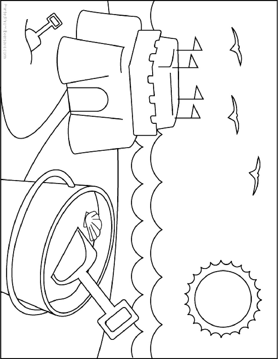 summer holiday coloring pages summer holiday coloring pages pages holiday summer coloring