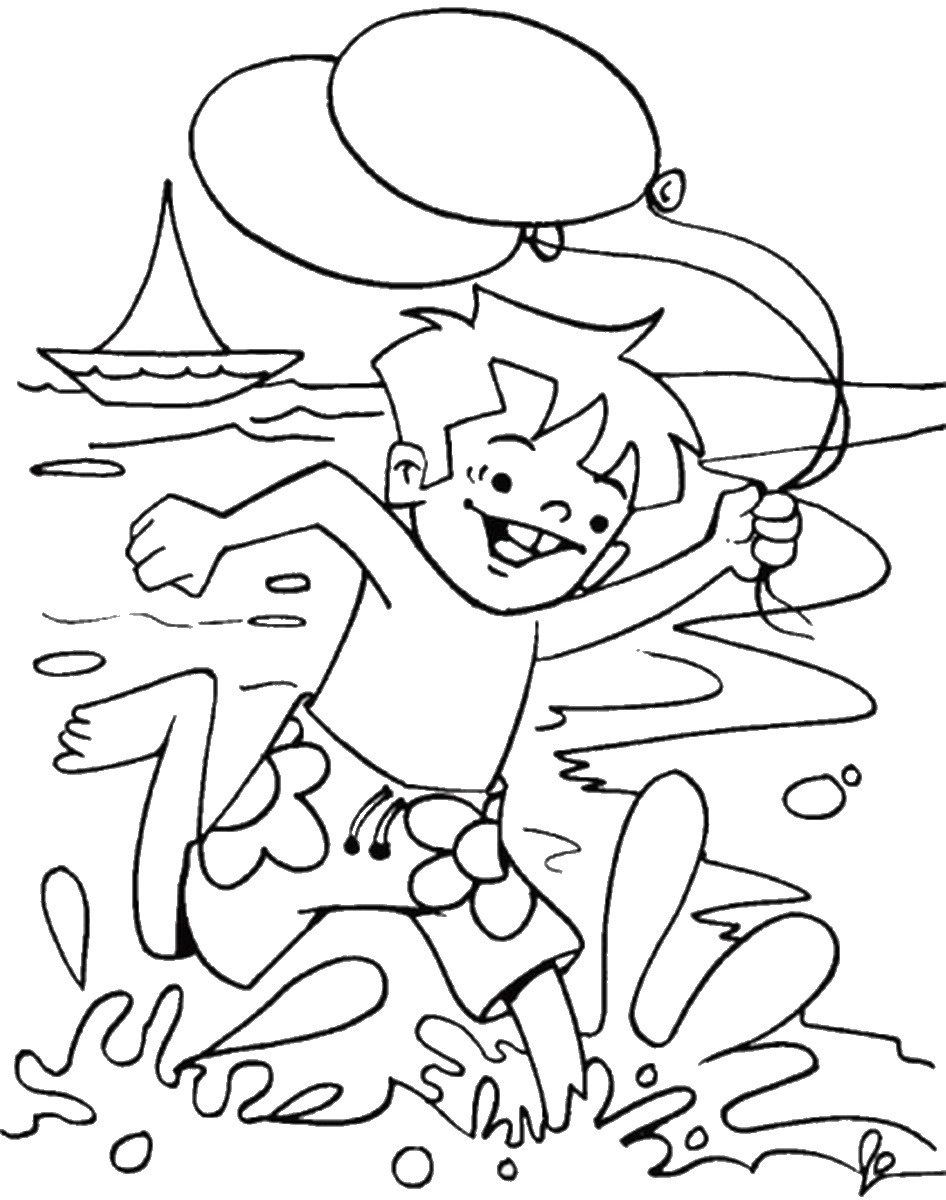 summer holiday coloring pages summer holiday coloring pages summer coloring holiday pages