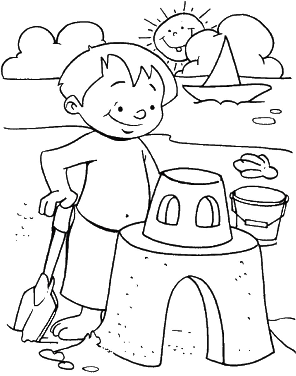 summer holiday coloring pages summer holiday coloring pages summer pages holiday coloring