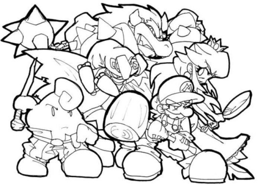 super mario galaxy colouring pages mario galaxy coloring pages at getcoloringscom free galaxy mario pages super colouring