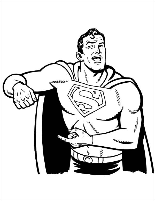 superman cartoon pictures for colouring 14 kids coloring pages superman print color craft colouring superman cartoon pictures for