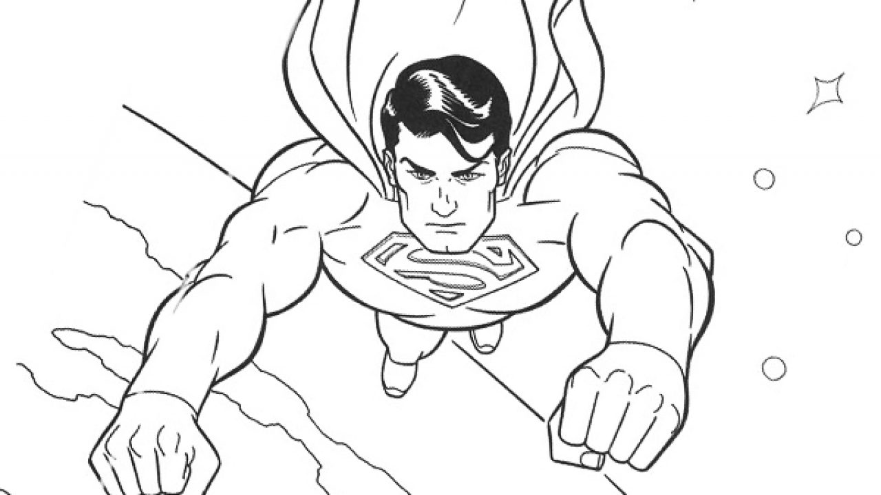 superman cartoon pictures for colouring superman coloring pages coloringrocks cartoon for colouring superman pictures