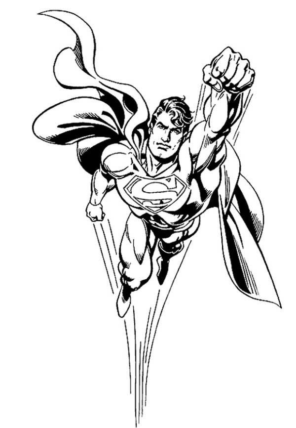 superman color pages free printable superman coloring pages for kids pages superman color