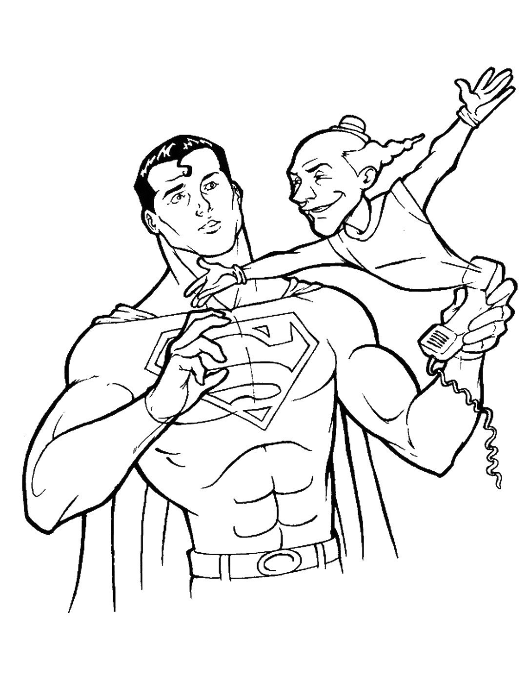 superman color pages sly superman coloring pages printable bill website superman pages color